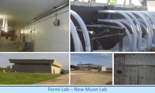 Fermi Lab –New Muon Lab
